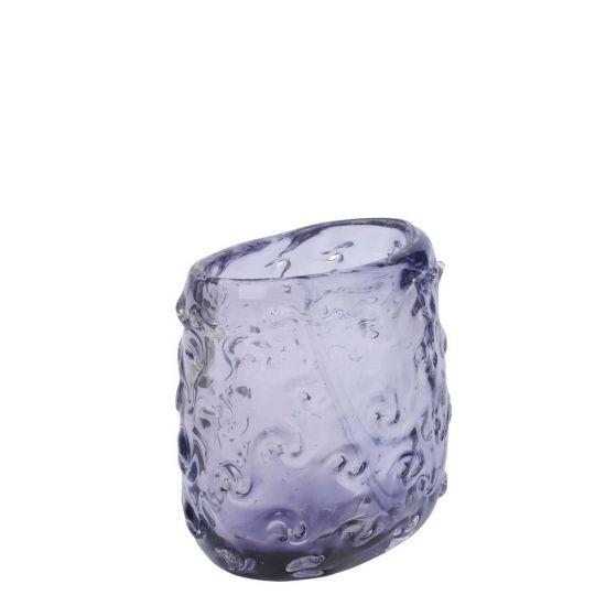 Nomura Narrow Vase Amethyst Vases Vessels Janus Et Cie