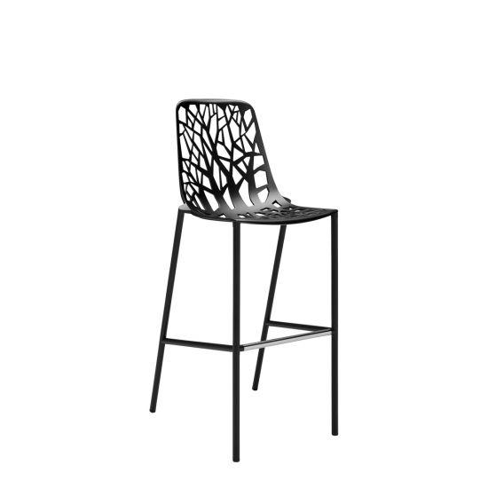 Fine Forest High Back Barstool Black Forskolin Free Trial Chair Design Images Forskolin Free Trialorg