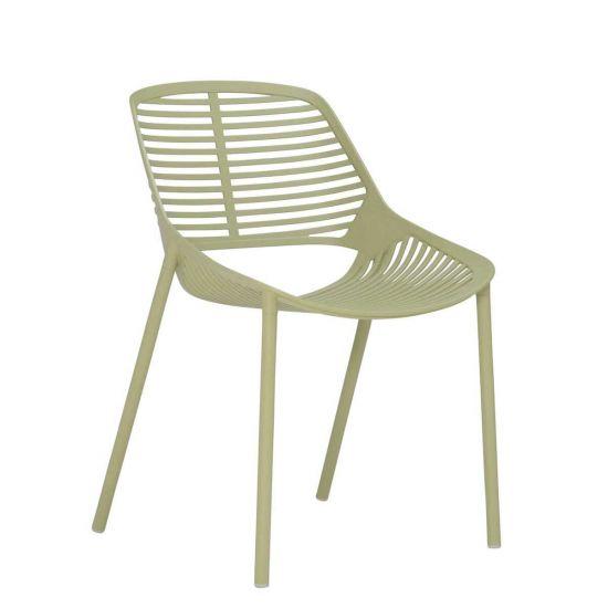 Niwa Side Chair   Sage Green