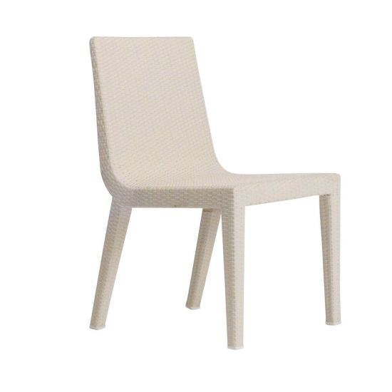 About A Chair 12 Side Chair.Quinta Woven Side Chair Limestone Side Chairs Janus Et Cie
