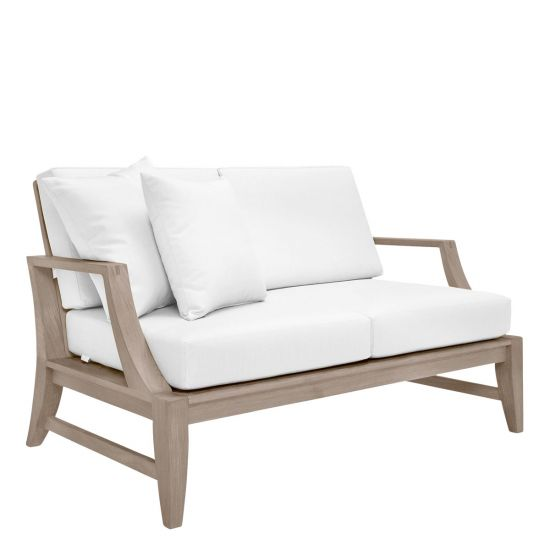 Relais Sofa 2 Seat - Weathered Teak