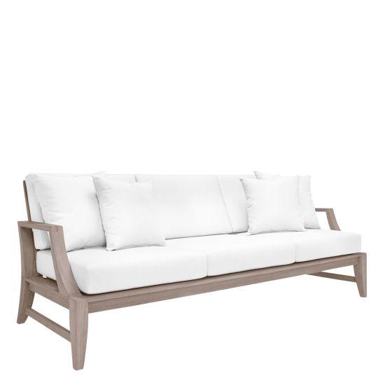Relais Sofa 3 Seat - Weathered Teak