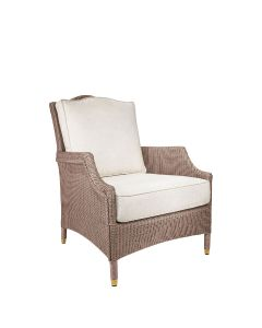 Francis Lounge Chair - Nacre