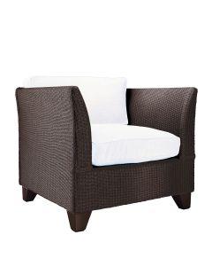 Veneto Lounge Chair - Wenge