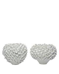 Habitat Acropora Vase - White