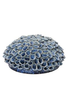Habitat Flora Sea Vase - Lapis