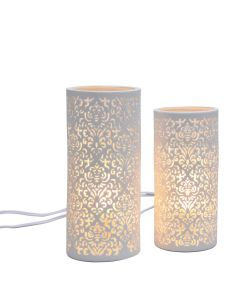 Lucent Sulu Lamp - White