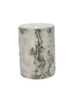 Grotto Birch Side Table 25