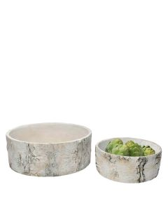 Grotto Birch Bowl