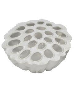 Pollen Vase - White