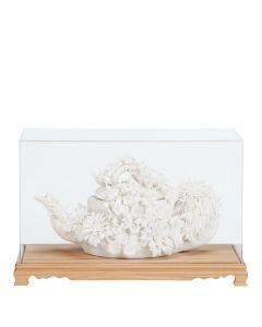 Sakura Tea Pot 2.0 - White