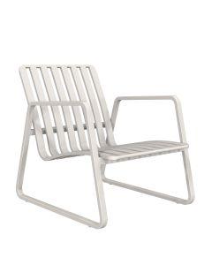 Promenade Lounge Chair - Talc