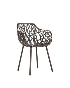 Forest Armchair - Chocolate