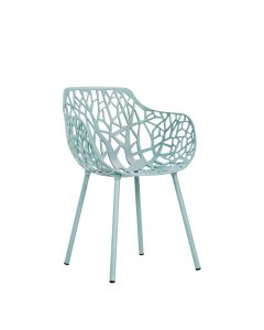 Forest Armchair - Light Blue