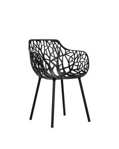 Forest Armchair - Black