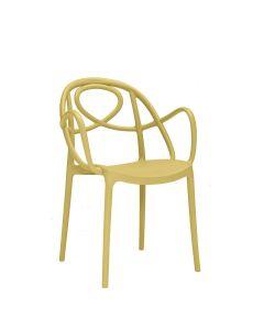 Sketch Armchair - Ocre