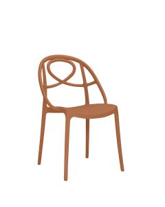 Sketch Side Chair - Russet