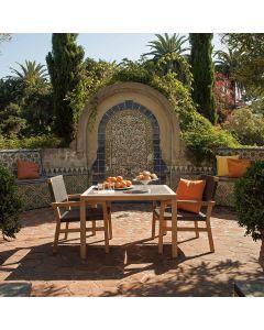 Tadlow 3 Piece Dining Set - Bronze