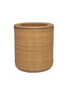 JANUSfiber Storage Table or Ice Bucket - Caramel