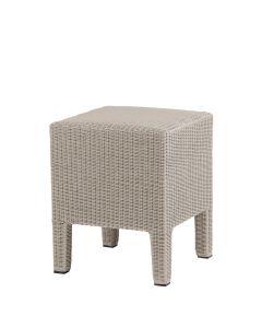 Vitali Side Table/Stool - Greige