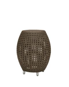 Capsule Side Table - Bronze