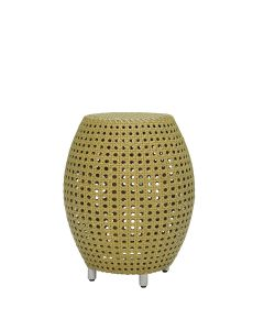 Capsule Side Table - Bamboo Green