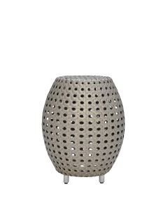 Capsule Side Table - Palladium