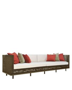 Boxwood Sofa 4 Seat - Mystic