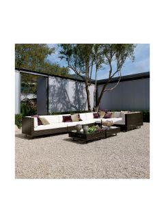 Boxwood Modular Lounge Set - Mystic