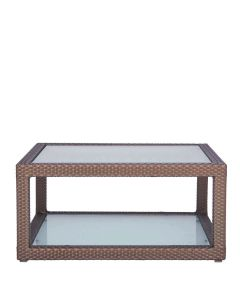 Ascona Cocktail Table - Bronze