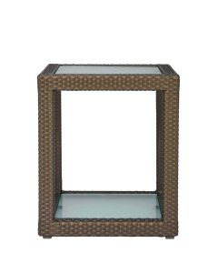 Ascona Side Table - Bronze