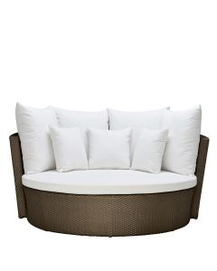 Shell Daybed - Bronze