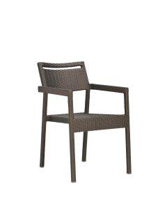 Niche Cafe Armchair - Bronze