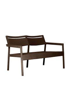 Niche Sofa 2 Seat - Bronze