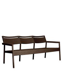Niche Sofa 3 Seat - Bronze
