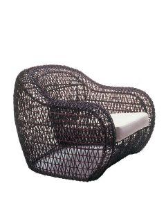 Balou Lounge Armchair Interior - Wenge