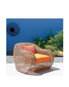 Balou Lounge Armchair - Natural