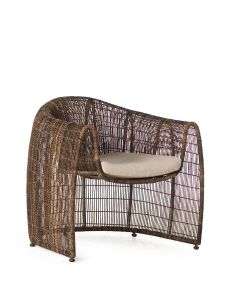 Lulu Armchair Interior - Wenge