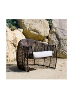 Lulu Lounge Chair - Natural