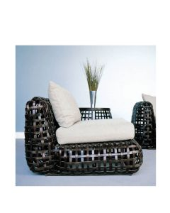 Matilda Lounge Chair Armless Interior - Wenge