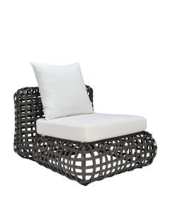 Matilda Lounge Chair Armless - Java