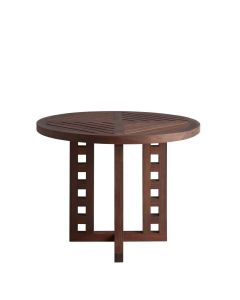 MARBELLA DINING TABLE ROUND 150