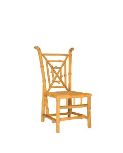 BAMBOO SIDE CHAIR - NATURAL