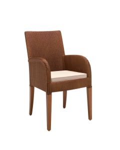 Henry High Back Chair - Beechwood