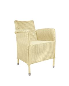 Deauville Armchair - Ivory