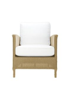 Deauville Grande Lounge Chair - Natural