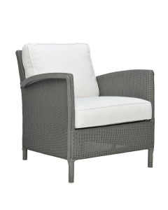 Deauville Grande Lounge Chair - Grey