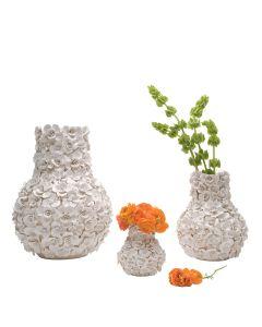 Ambition Vase - White