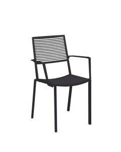 Easy Armchair - Black