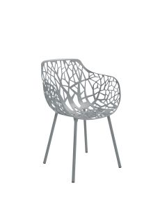 Forest Armchair - Silver
